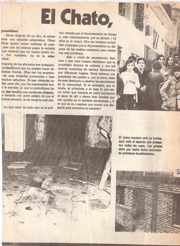 """Semanario Popular Andaluz """"El Torneo"""".Revista nº 15. 7 al 13 de Noviembre de 1976"""
