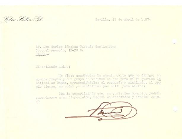 1974-13-04-escrito-del-sr-gobernador-d-victor-hellc3adn-sol-a-carlos-sc3a1nchez-barbudo-disculpc3a1ndose-de-no-poder-recibirles-por-haber