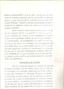 30 de Julio de 1975. 6 de 13. Querella al alcalde de Camas formulada por varios vecinos, por los delitos de fraude y falsedad, relacionada con las anomalías en las Bdas. Mallorca, La Mallorquina y otros