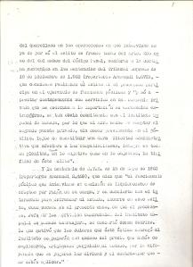 30 de Julio de 1975. 8 de 13. Querella al alcalde de Camas formulada por varios vecinos, por los delitos de fraude y falsedad, relacionada con las anomalías en las Bdas. Mallorca, La Mallorquina y otros