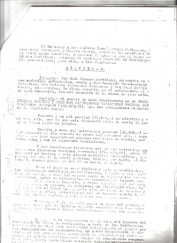 23 de Marzo de 1965. Contrato de compraventa de la calle I de la Barrida Mallorca. Este contrato se firma antes de que la calle se convirtiese de nuevo en solar.